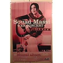 Massi Souad - 80X120Cm Affiche / Poster