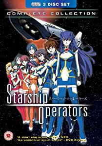 Starship Operators Collection [DVD]