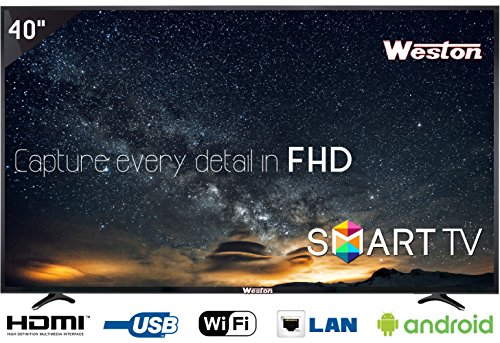WESTON WEL 4000S 40 Inches Full HD LED TV