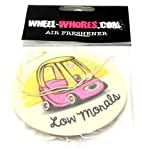 WHEEL WHORES ® Duftbaum freshener Low Morals Lufterfrischer fresh Air DUB