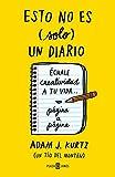 Esto No Es (Solo) Un Diario (OBRAS DIVERSAS), en amarillo
