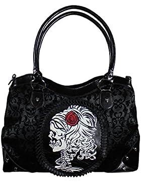 Banned Beflockung Handtasche