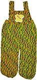 #10: Kuchipoo Unisex Hand Knitted Crochet Dungaree (KUC-PNT-105, Multicolour, 1 - 2 Years)