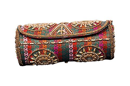 Craft Trade Handmade Multicolor Kundan Bangle Box