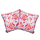 Nostaljia Valentine Couple Cushion Cover's(Set Of 2)Digital Print Zip Clouser