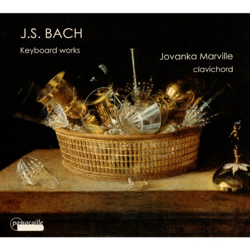 J.S. Bach: Keyboard Works on Clavichord