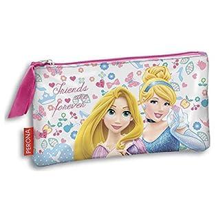 Princesas Disney – Portatodo Plano, 21 x 12 cm (Montichelvo 21321)