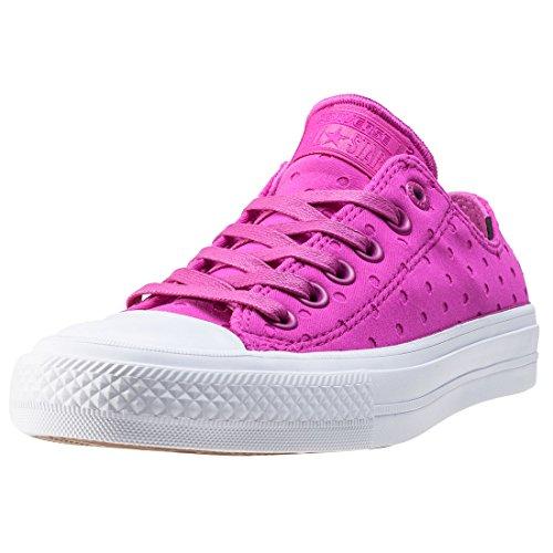 Converse Chuck Taylor All Star Ii Low Damen Sneaker Pink Pink