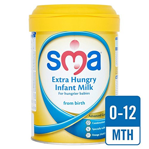 SMA hungriger Babys ab Geburt Infant Powder 900g