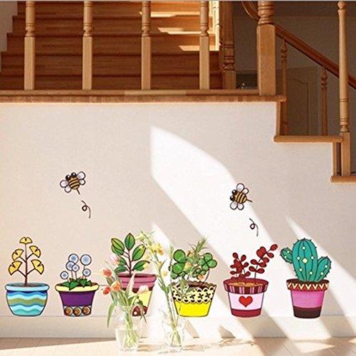 maceta-plantas-abejas-adhesivo-para-pared-adhesivo-de-home-de-pvc-casa-vinilo-decoracin-de-papel-pin