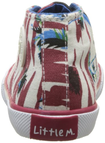 ... Little Mary Little Basket, Baskets mode mixte enfant Rouge (Hawai Blanc)  ...