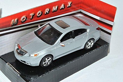 a Acura TL SH-AWD Accord Limousine Silber 2004-2009 1/43 Motormax Modell Auto (2005 Acura Tl)