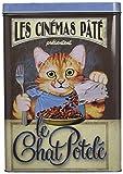 Natives Katze potelé Box Futtertonne für Katzen