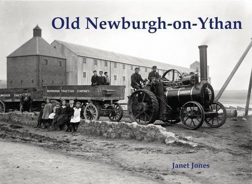 Old Newburgh-on-Ythan by Janet Jones (2015-11-03)