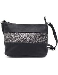 Gallantry-Sac bandoulière femme / sac paillettes femme / sac porté épaule / Sac Strass