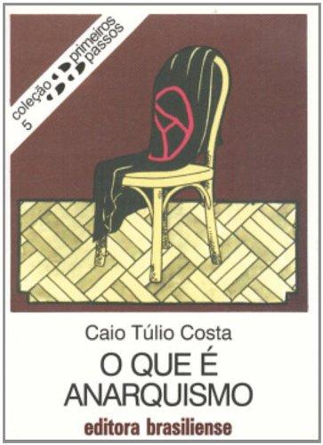 O QUE E ANARQUISMO - 15 ED.