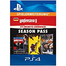 Wolfenstein II: The New Colossus - Freedom Chronicles Season Pass | DLC | PS4 Download Code - deutsches Konto