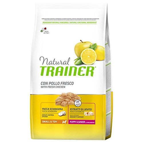 Trainer Natural - Natural Trainer Puppy & Junior Mini per Cani - Sacco da 800 gr