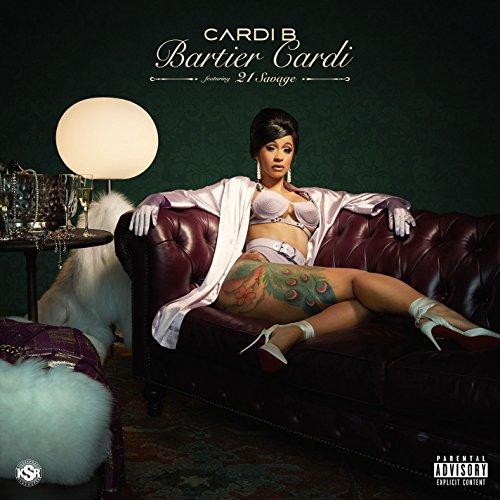 Bartier Cardi (feat. 21 Savage...