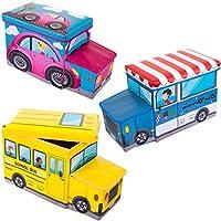 Spielzeugbox / Staubox / Aufbewahrungsbox / Spielzeugkiste in 3 verschiedene Designs preisvergleich bei kinderzimmerdekopreise.eu