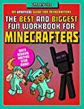 The Best and Biggest Fun Workbook for Minecrafters Grades 3-4: An Unofficial Guide for Minecrafters