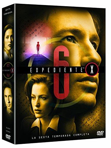 expediente-x-6-temporada-dvd