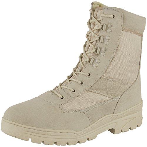 separation shoes afc52 bd885 Mil-Com Patrol Botas Desert Tamaño 13