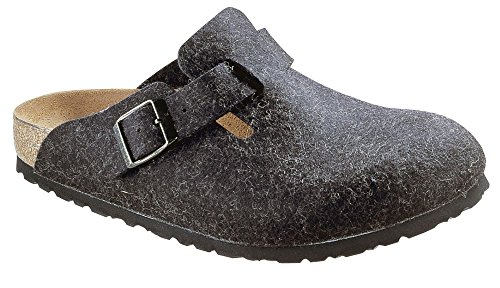 Birkenstock Boston, Sabot Unisex - Adulto...
