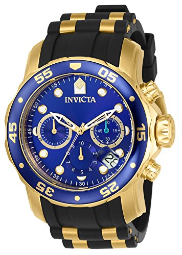 Invicta 17882 Pro Diver - Scuba Men's Wrist Watch Stainless Steel Quartz Blue Dial