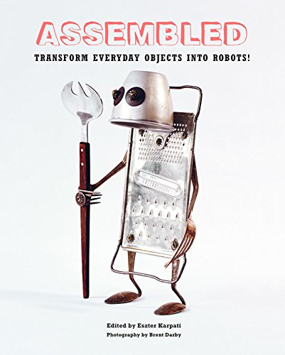 Collage-kit (Assembled: Transform Everyday Objects Into Robots)