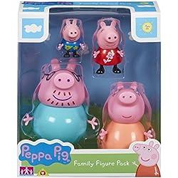 Peppa Pig 06666Family figure Pack