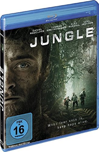 Jungle - Uncut [Blu-ray] gebraucht kaufen  Wird an jeden Ort in Deutschland