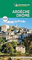 Guide Vert Ardèche, Drôme Michelin