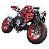 Spin Master 6027038 - Meccano - Ducati Motorad Lizenzmodell