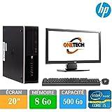 HP COMPAQ 6200 PRO SFF CORE I5 Avec Écran HP ProDisplay P201