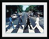GB Eye Gerahmtes Foto The Beatles Abbey Road, 20x15cm