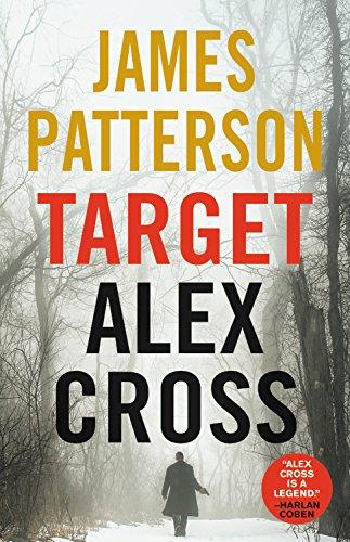 Book cover for Alex Cross