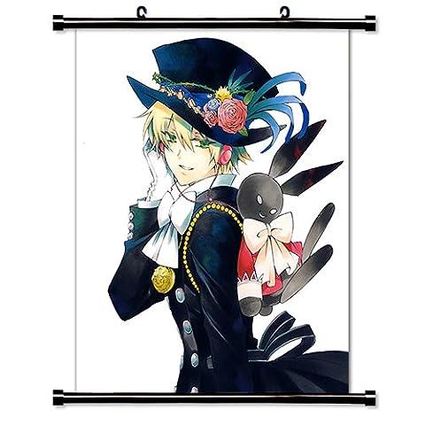 Pandora Hearts Anime Fabric Wall Scroll Poster (16