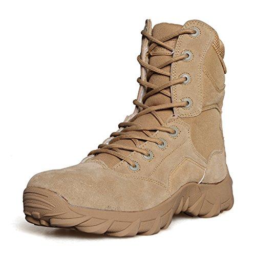maschile/Il periodo della primavera e autunno/Traspirante desert boots/Stivali alti-A Lunghezza