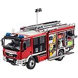 Revell - 07452 - Maquette - Man/Schlingmann Hlf 20 Varus - rouge - Échelle 1/24 - 295 pièces