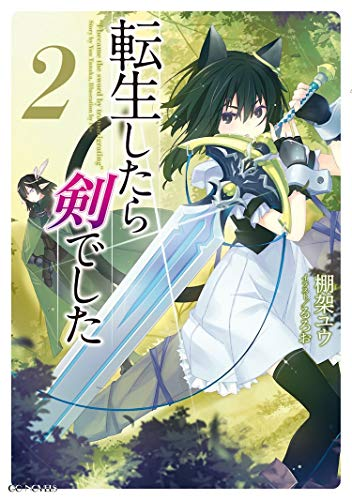 Reincarnated as a Sword (Light Novel) Vol. 2