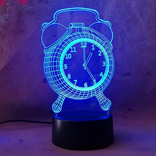 Yangll 3D Night Light Lustre Battle Royale Juego Pubg Tps Chug Jug 7 Color Navidad Regalo De Cumpleaños Juguete Niño Noche Luz Decoración
