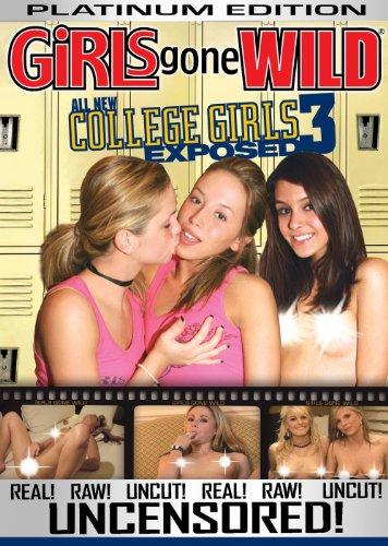 Girls Gone Wild: All New College Girls Exposed #3 [DVD] [Region 1] [NTSC] [US Import] (Wild Girls College Gone)