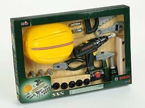 Theo Klein 8418 - Bosch Handwerker-Set, Spielzeug