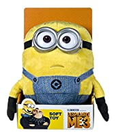 From the movie everyone is talking about, Despicable me 3. Meet Jerry! this loveable Minion comes with his signature outfit and his classic goggles. Jerry makes the perfect companion to cuddle and play! tons of fun and completely loveable in ...