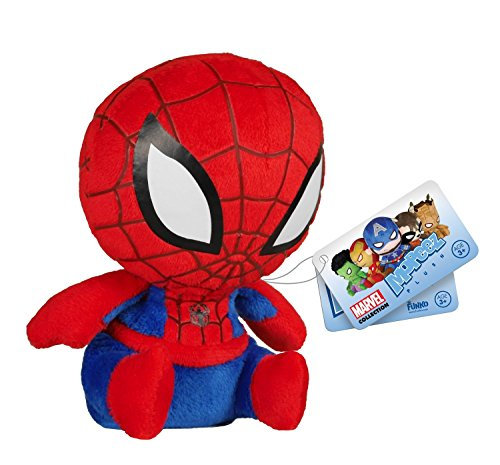 Image of Mopeez Plushspider Man Action Figure
