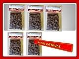 500 St. Bio Anzünder Kaminanzünder Grill Anzünder Holz Wachs