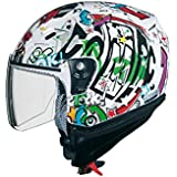 CASCO SH COMIC KIDS BL T-M