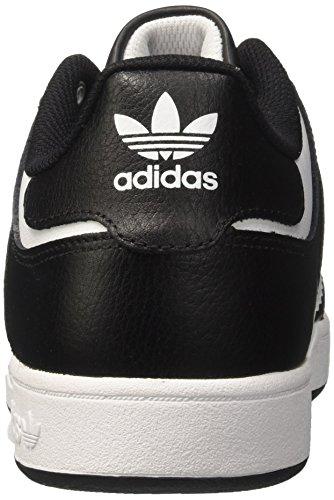 adidas Herren Varial Low Skateboardschuhe Schwarz (Core Black/Footwear White/Footwear White)