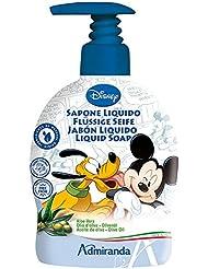 Disney Mickey Friends Liquid Soap, Aloe Vera/ Olive Oil